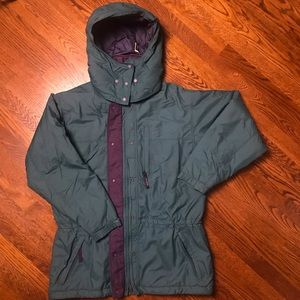 VTG Patagonia Heavy Weight Puffer Coat Winter
